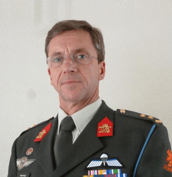 Luitenant-kolonel bd. Rob Neijenhuijs