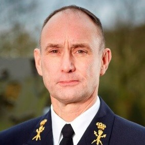 Vice-admiraal Arie Jan de Waard